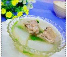【养生汤煲】秋季养生佳品萝卜排骨汤