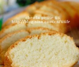 法式白葡萄酒蛋糕