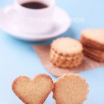 椰香奶油酥饼干