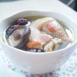 香菇红枣煲土鸡