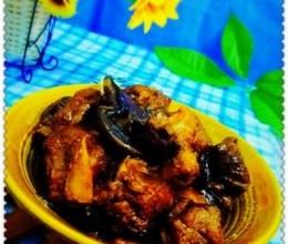 【山珍野味】野山菌吃法松蘑烧排骨