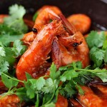 微波番茄虾