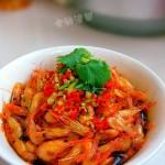 宴客大菜——酱油虾
