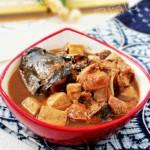 侉炖豆腐鱼