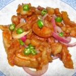 洋葱烤五花肉