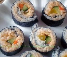 简单快捷——什锦寿司