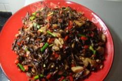 干豆角炒肉