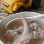 四神兔肉汤