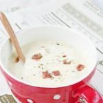 培根土豆浓汤