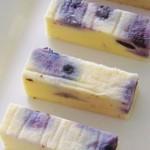 蓝莓乳酪条