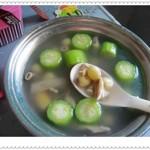 新鲜莲子汤
