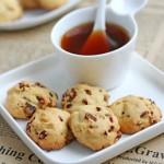 蔓越莓杏仁酥饼