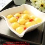 红薯圆子姜糖水