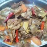 麻辣羊肉火鍋