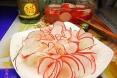 樱桃蓑衣萝卜