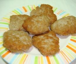 猪肉莲藕饼