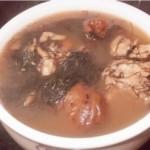 發菜瑤柱豬骨湯