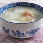 白萝卜羊腿骨汤