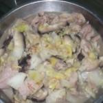 瑶柱冬菇大白菜炒瘦肉