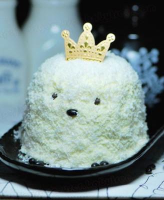 小鸡国王蛋糕