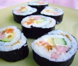 火腿香肠寿司