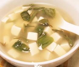西湖莼菜豆腐羹