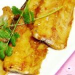蜜汁香烤鳗鲞