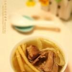 沙参玉竹煲水鸭汤