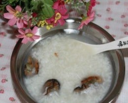 蚝豉瑶柱粥