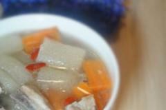 竹荪仔排汤