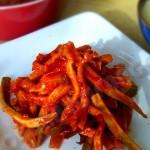 朝鲜萝卜咸菜