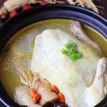 韩式参鸡汤