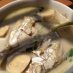 豆浆豆腐鱼汤