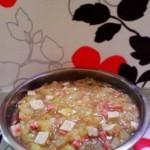 白菜豆腐粉絲煲