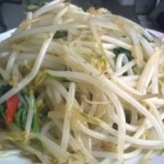 酸辣银针菜
