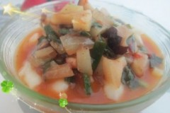多味土豆西红柿