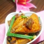 蚝豉烧豆腐