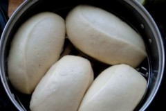 杂粮小米馒头
