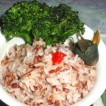 井冈红米饭