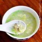 海鲜面疙瘩汤