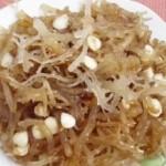 石花菜拌杏仁