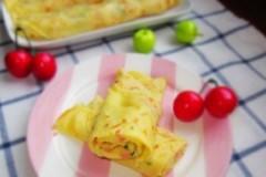 火腿香葱饼