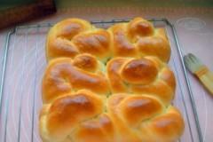橄榄油老面包