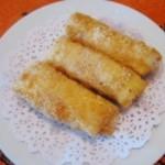鲜虾玉米沙拉卷