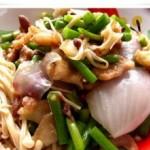 粉葱玛瑙肉香菇