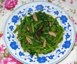 香菇竹叶菜