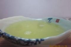 甜瓜苹果汁