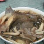 菌菇鸦片鱼头