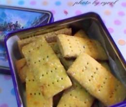 咖喱肉松饼干