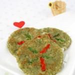 绿豆泥煎饼